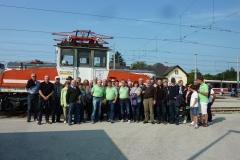 Fischerausflug Traunsee September 2017