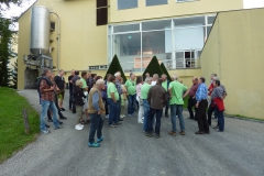 Brauereibesichtigung Brauerei Eggenberg