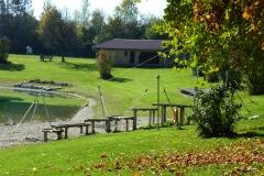 Herbst am Fridolfinger See